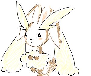 Lopunny (Snickerdoodle?)