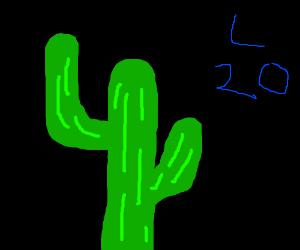 Lvl 20 Cactus