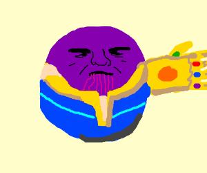 Spherical Thanos