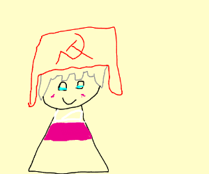 Kanna Kamui - Communist Version