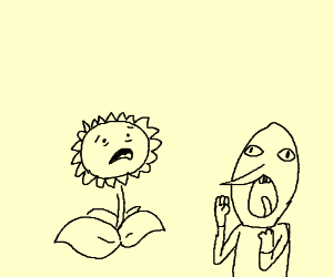 Lemongrab in plants Vs zombies