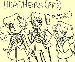 Heathers PIO