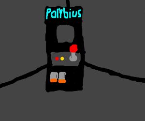Polybius Arcade game