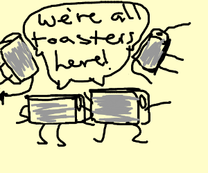 All toasters