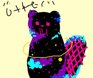"""Solar beaver says """"otter"""""""