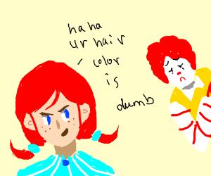 Wendy's Roasts McDonalds