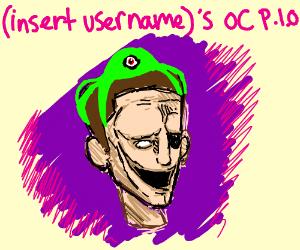 (insert username)'s OC PIO